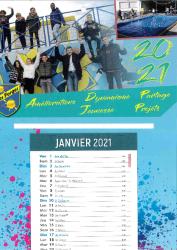 Calendrier Conseil Des Jeunes 2021