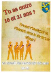 Conseil Des Jeunes